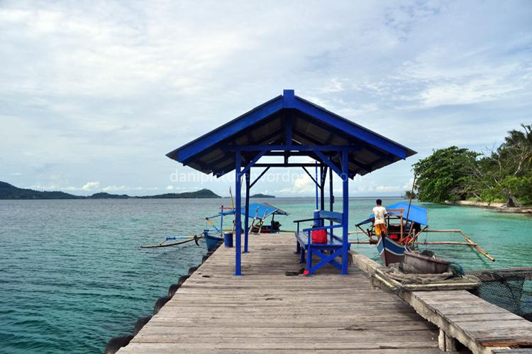 Dermaga Pulau Balak