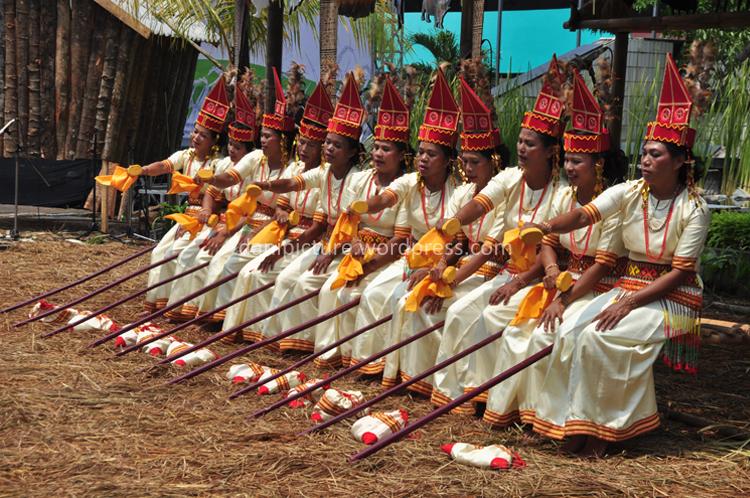 Ritual Aluk Pare dari Tanah Toraja